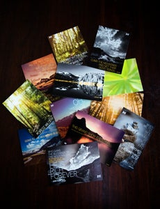 Image of John Muir Quotes postcards