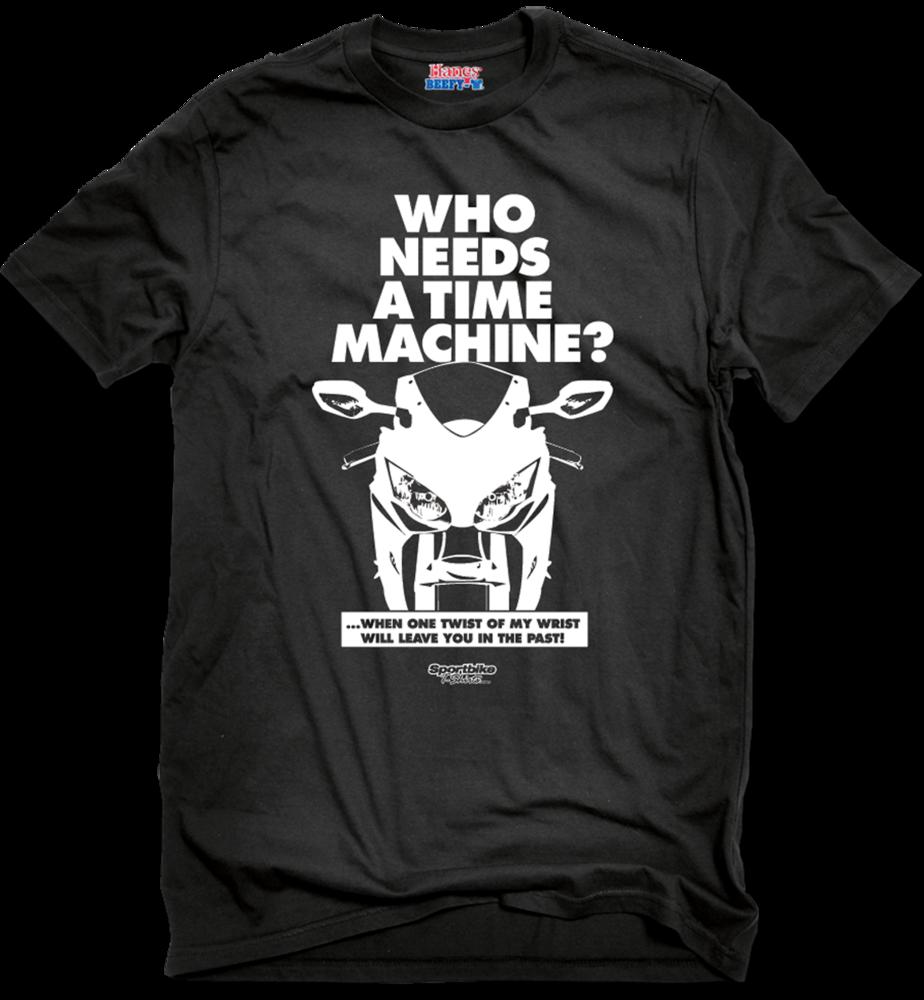 Image of Time Machine T-Shirt