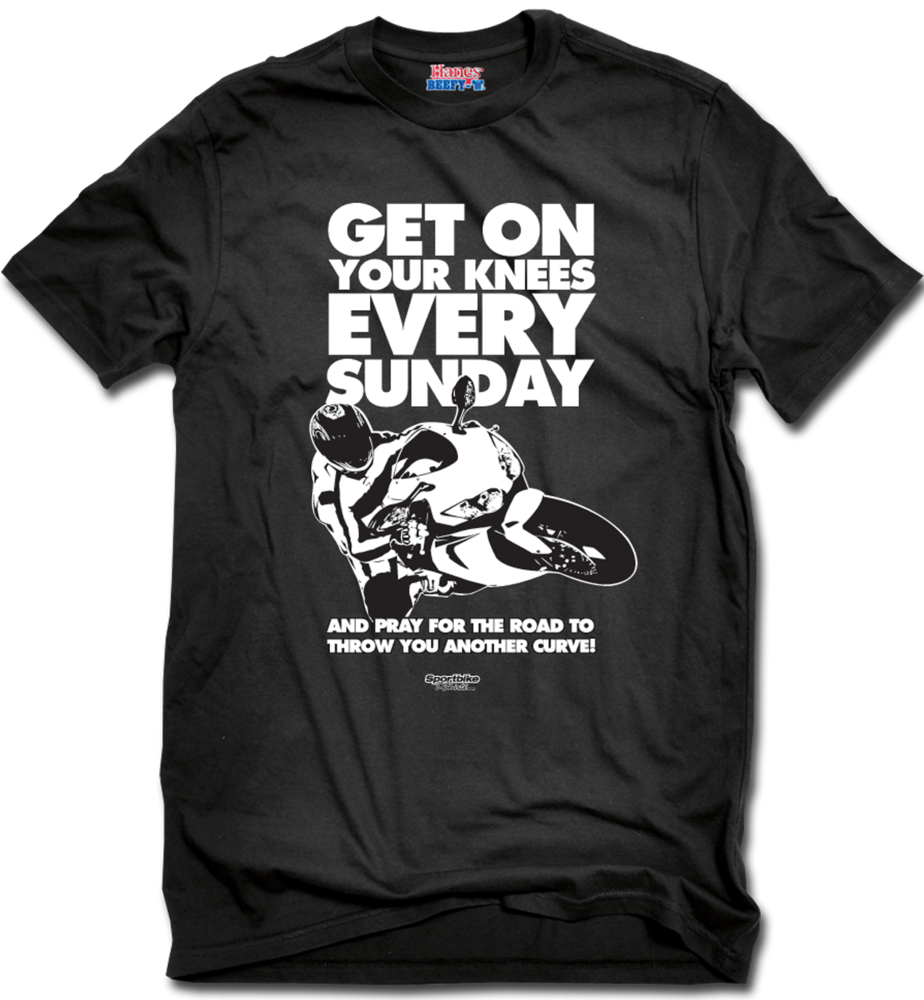 Image of Get On Your Knees T-Shirt