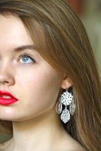 Image of VICTORY earrings