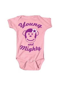 Image of Y&M Girl Monkey Bodysuit