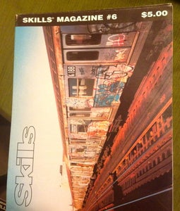 Image of vintage SKILLS ISSUE 6
