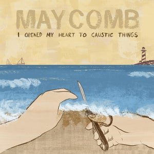 Image of I Opened My Heart To Caustic Things CD