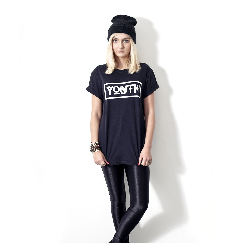 Image of YOUTH BLK