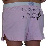 Image of Stop Staring at my Bass Ladies shorts NEW!