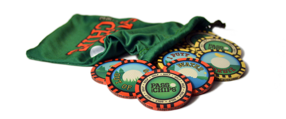 Pass The Chip Games — Pass the Chips Golf