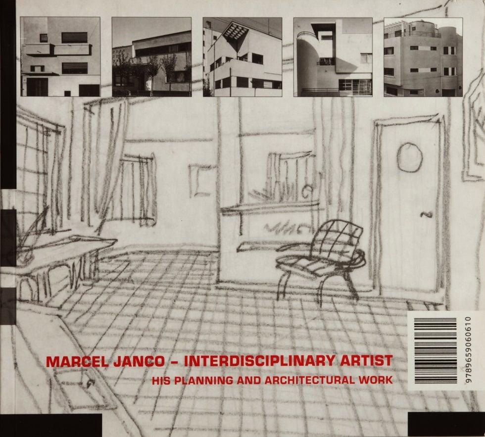 Image of Marcel Janco: Interdiciplinary Artist