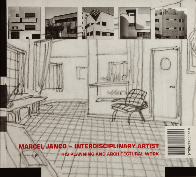 Image of Marcel Janco: Interdiciplinary Artist