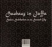 Image of Bauhaus In Jaffa: Modern Architecture in an Ancient City — Book