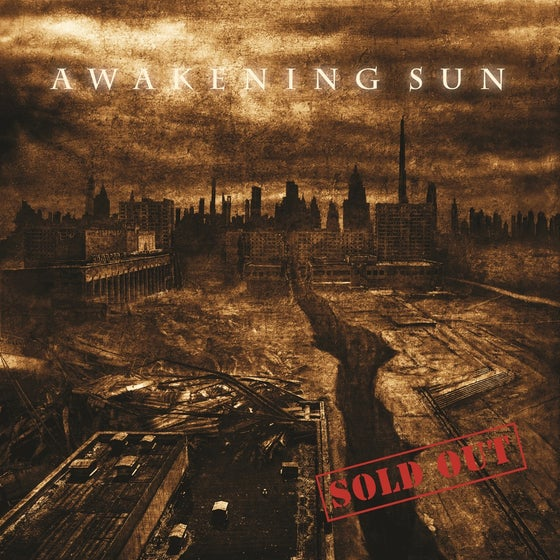 "Image of Awakening Sun ,,SOLD OUT"" CD"