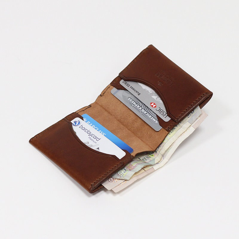 Image of Original Bi-Fold Wallet - Almond