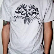 Image of Crow And Skull - Poetic Silence Clothing