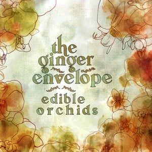 "Image of The Ginger Envelope ""Edible Orchids"" CD"