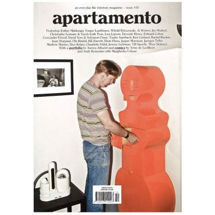 Image of Apartamento Issue #10