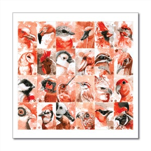 """Image of """"The Conversation"""" Print"""