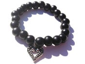 Image of Freya Bracelet {black}