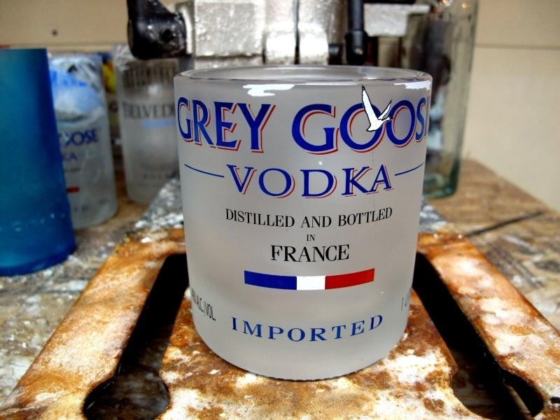 Image of Grey Goose Short Tumbler