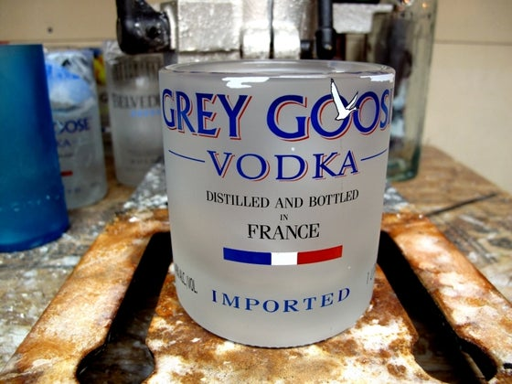 Image of Grey Goose Short Tumbler