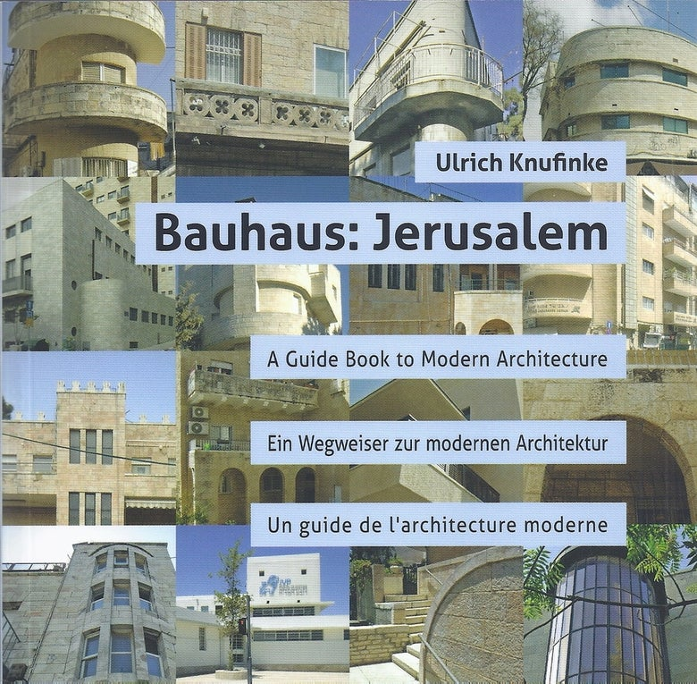 Image of Bauhaus: Jerusalem — Book