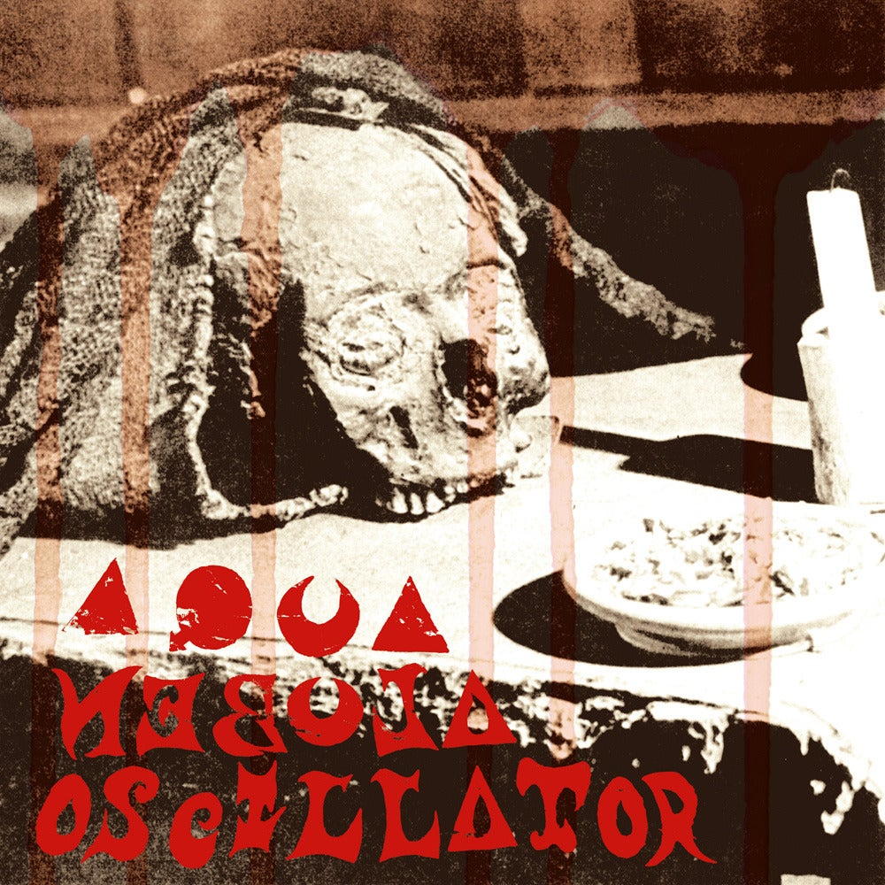 "Image of AQUA NEBULA OSCILLATOR - 'Om Na Mio / Freak Out' 7"" Vinyl"