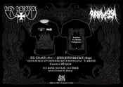 Image of Purbawisesa / Ad Arma - Coalition Ov Morbid Belligerence T-Shirts