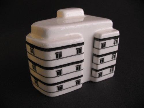 Image of Bauhaus Miniature: 58 Yehuda HaLevi St.
