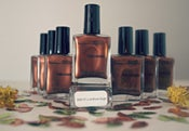 Image of Holiday 3-Pack LoveBrownSugar x LiSi Cosmetics Nail Lacquer