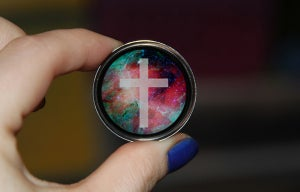 Image of Space Cross Plugs