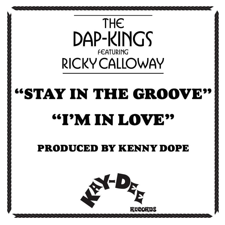 Image of KD029/030 RICKY C & DAP KINGS