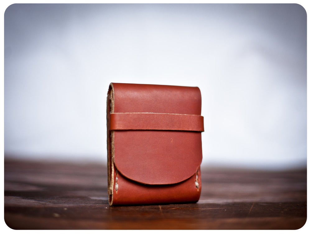 Image of FisherMan's Wallet - RedWood