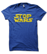 "Image of Women's - ""Stop Wars"" T-Shirt"