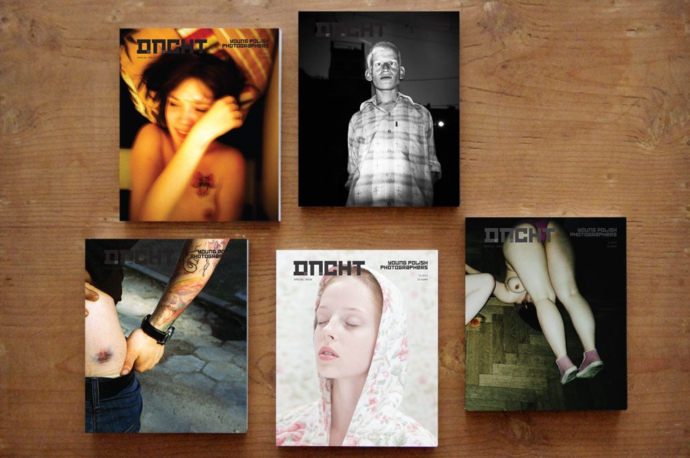 Image of dienacht Special Issue: Young Polish Photographers