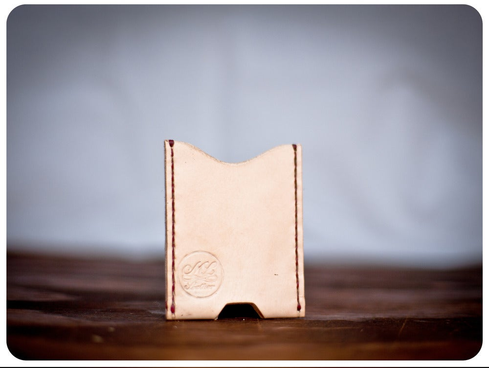 Image of Slim Card Wallet Sleeve
