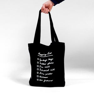 Image of Shopping List Tote