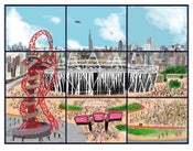 Image of Limited Edition Print: Welcome to Stratford