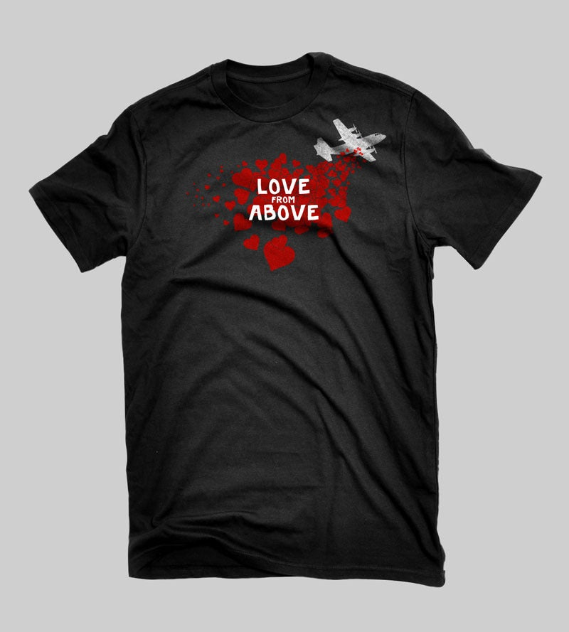 Image of Love From Above - Batch 2 | Designed by Paul Jones