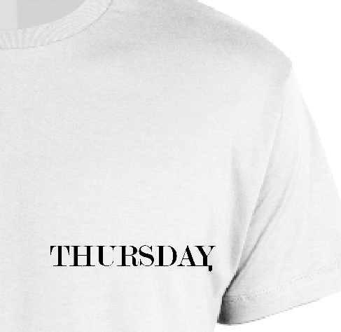 Image of THURSDAY