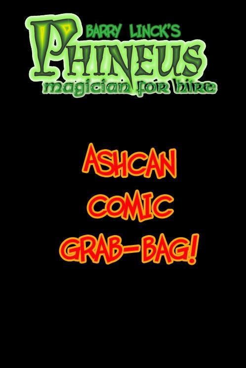 Image of Ash Can Comic Grab Bag