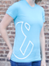 Image of Ribbon Tee - Women's