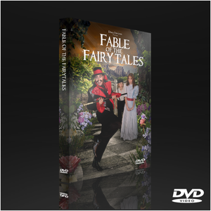 Image of 'Fable of the Fairytales' Official DVD