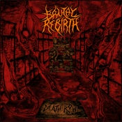 Image of DEATH ROW LP - Black or Limited Red colored LP