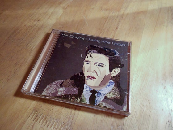 Image of Chasing After Ghosts CD