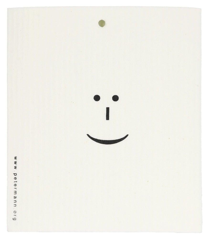 Image of Dish Cloth/Diskduk Smiley
