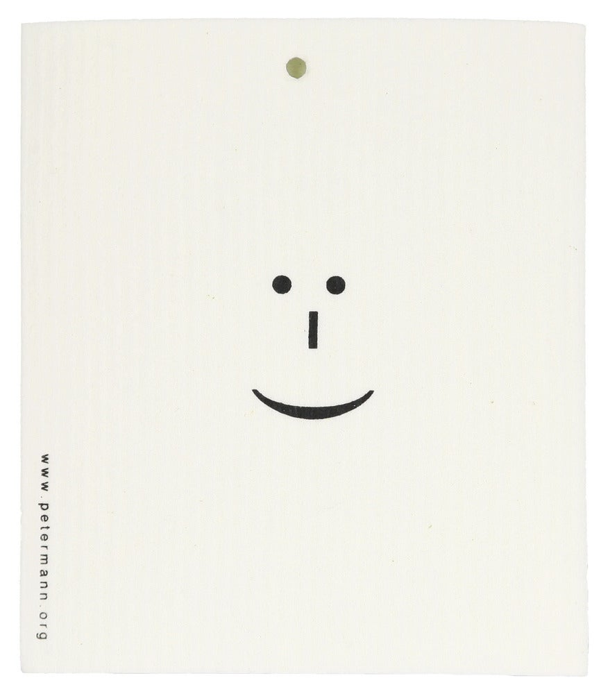 Image of Dish Cloth/Diskduk Smiley