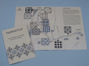 Image of TILEWATCH - Peach