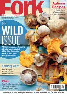 Image of Fork Magazine Issue 25
