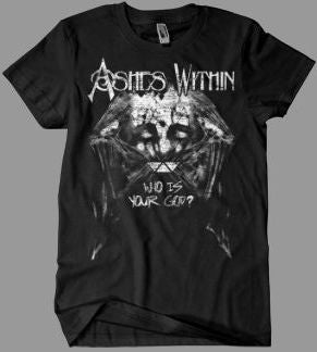 Image of Ashes Within New 2012 Tee