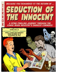 Image of Seduction of the Innocent print