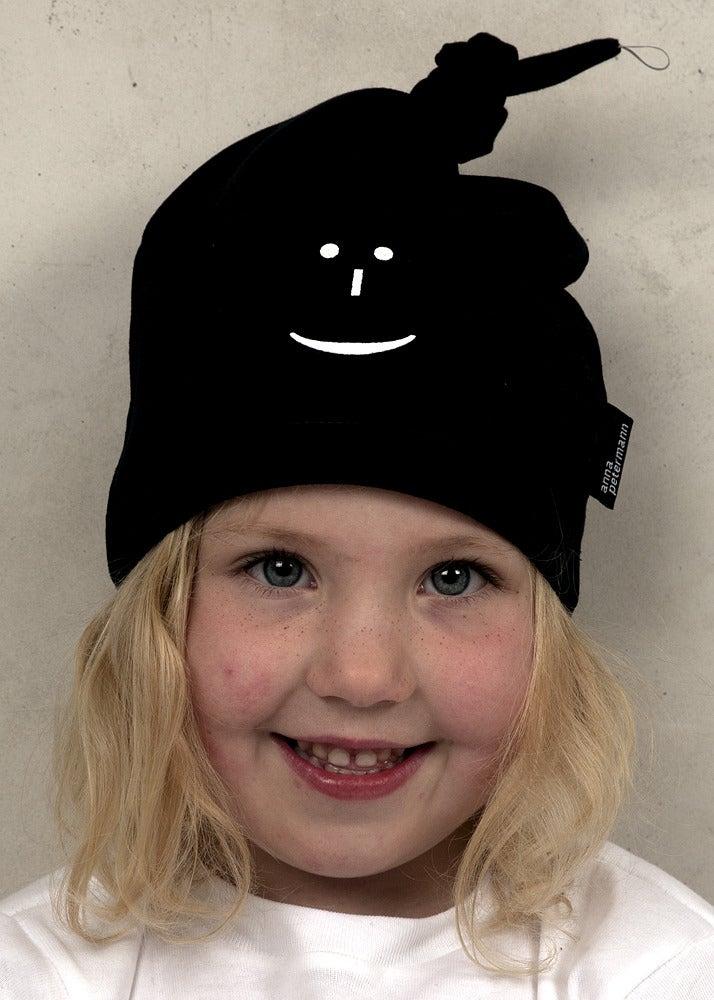 Image of Tie Cap/Knutmössa Smiley