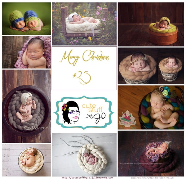 Image of Cute Stuff By JO Gift Certificates